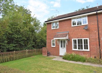 Thumbnail 2 bed end terrace house to rent in Gresley Close, Welwyn Garden City