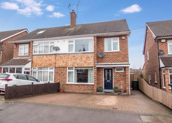 Thumbnail 3 bedroom semi-detached house for sale in Faulconbridge Avenue, Coventry