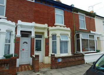 Thumbnail 2 bedroom terraced house for sale in Vernon Road, Portsmouth
