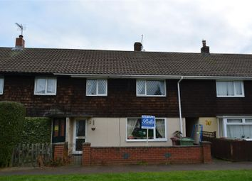Thumbnail 3 bed terraced house for sale in Chesswick Crescent, Keadby, Scunthorpe
