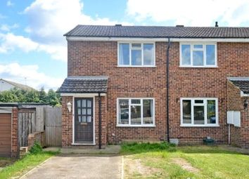 Thumbnail 2 bed end terrace house for sale in Wordsworth Avenue, Yateley, Hampshire