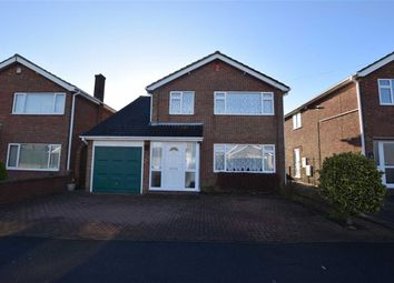 Thumbnail 4 bed property for sale in Enderby Crescent, Gainsborough