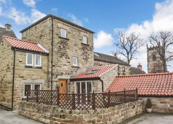 Thumbnail 3 bed cottage for sale in Manor Farm, Back Lane, Badsworth, Pontefract