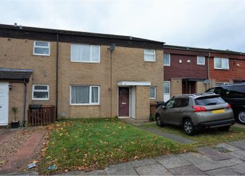 Thumbnail 3 bed terraced house for sale in Dell Crescent, Overstone Lodge, Northampton