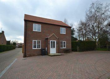 Thumbnail 3 bed detached house to rent in Brenda Collison Close, Dersingham, King's Lynn