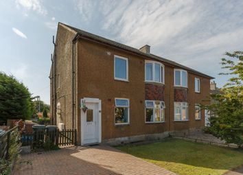 Thumbnail 2 bed flat for sale in 124 Carrick Knowe Road, Edinburgh