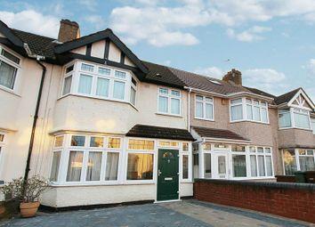 Thumbnail 3 bed terraced house for sale in Newnham Way, Queensbury, Harrow