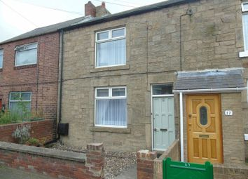 Thumbnail 2 bed terraced house to rent in Dodsworth Terrace, Greenside, Ryton