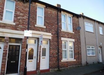 Thumbnail 3 bed flat to rent in Chestnut Street, Wallsend