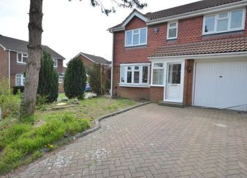 Thumbnail 4 bed detached house to rent in Vancouver Drive, Gillingham