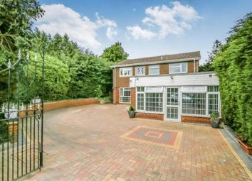 Thumbnail 4 bed detached house for sale in Sandy Close, Wellingborough, Northamptonshire, England