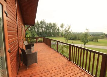 Thumbnail 3 bed mobile/park home for sale in High Farm Country Park, Beverley