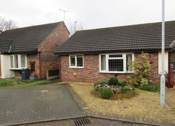 Thumbnail 1 bed semi-detached bungalow for sale in Cloverdale, Northwich
