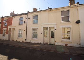 Thumbnail 2 bed terraced house to rent in Daulston Road, Portsmouth
