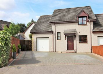 Thumbnail 3 bed link-detached house for sale in Balnageith Rise, Forres