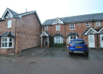 Thumbnail 2 bed mews house to rent in Bedford Street, Stockton Heath, Warrington