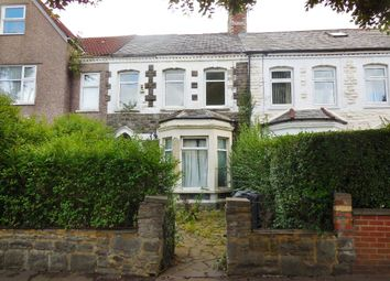 Thumbnail 6 bedroom terraced house for sale in Richmond Road, Cathays, Cardiff