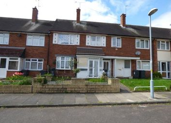 Thumbnail 3 bed terraced house for sale in Nutgrove Close, Birmingham, West Midlands
