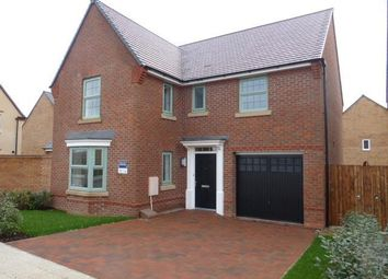 Thumbnail 4 bed detached house to rent in Arnold Drive, Corby