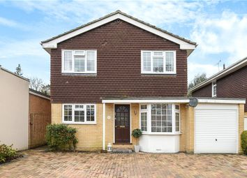 Thumbnail 4 bed detached house for sale in The Brambles, Crowthorne, Berkshire