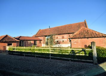 Thumbnail 4 bed barn conversion to rent in Bells Lane, Stibbard, Fakenham