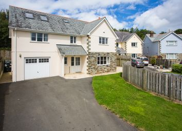 Thumbnail 6 bed detached house for sale in St. Andrews Close, Sutcombe, Holsworthy