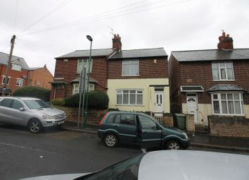 Thumbnail 2 bed semi-detached house to rent in Bradgate Road, Nottingham