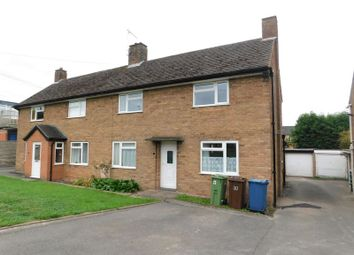 Thumbnail 3 bed semi-detached house for sale in Trinity Rise, Trinity Fields, Stafford