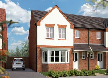 "Thumbnail 3 bed property for sale in ""The Horton"" at Heron Way, Edleston, Nantwich"