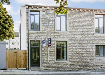 Thumbnail 5 bed town house for sale in Fern Street, Halifax