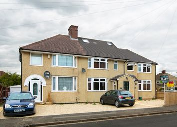 Thumbnail 3 bedroom end terrace house to rent in Fairlie Road, Oxford