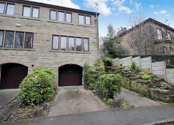Thumbnail 3 bed town house for sale in Wellfield Terrace, Todmorden