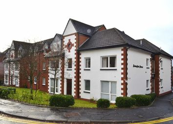 Thumbnail 1 bed flat for sale in 1, Homeglen House, 39 Maryville Avenue, Glasgow