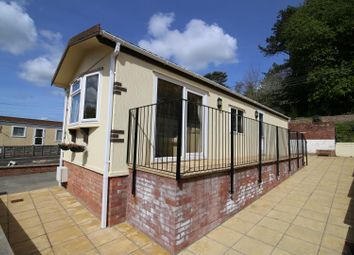 Thumbnail 2 bed detached bungalow for sale in Underhill Park, Tiverton