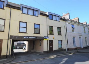 Thumbnail 1 bedroom flat for sale in Camden Court, 12 Camden Street, Plymouth, Devon