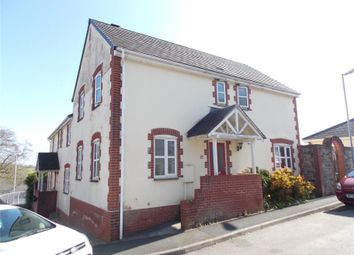 Thumbnail 4 bed semi-detached house for sale in Kensey Valley Meadow, Launceston, Cornwall
