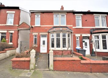 Thumbnail 3 bed end terrace house for sale in Redcar Road, Blackpool, Lancashire