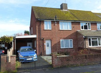Thumbnail 3 bed semi-detached house for sale in Waborne Road, Bourne End