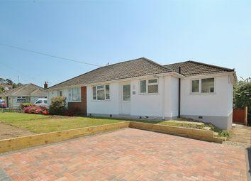 2 bed semi-detached bungalow for sale in Haymoor Road, Oakdale, Poole, Dorset BH15