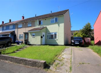 Thumbnail 3 bed end terrace house for sale in Upjohn Crescent, Hartcliffe, Bristol