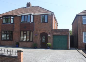 Thumbnail 3 bed semi-detached house for sale in Highters Heath Lane, Highters Heath, Birmingham