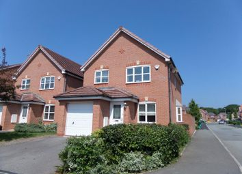 Thumbnail 3 bed detached house for sale in Llys Onnen, Llandudno Junction