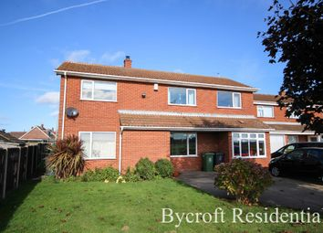 Thumbnail 5 bed detached house for sale in Somerton Road, Martham, Great Yarmouth