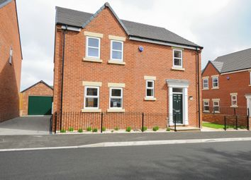 5 bed detached house for sale in 22 Hunters Walk, Chesterfield S40