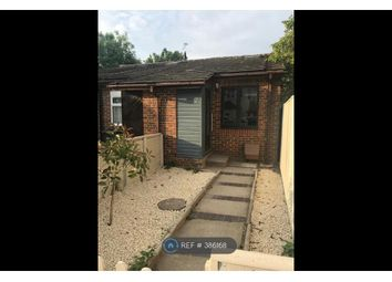 Thumbnail 1 bed bungalow to rent in Riverview Park, London