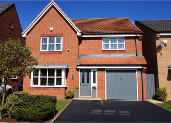 Thumbnail 4 bed detached house for sale in Wellman Avenue, Brymbo