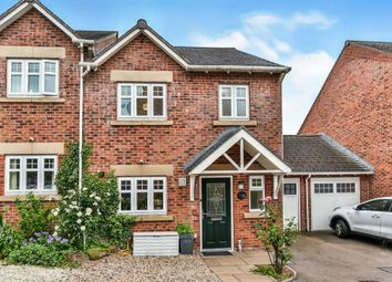 Thumbnail 3 bed semi-detached house for sale in Bloomingdale Court, Woolley Grange, Barnsley