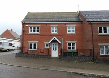 Thumbnail 3 bed end terrace house for sale in Hallam Fields Road, Birstall, Leicester, Leicestershire