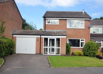Thumbnail 3 bed detached house for sale in Windsor Road, Ashby De La Zouch
