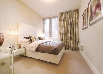 Thumbnail 1 bed flat for sale in Venture House, London Road, Staines